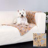 Hundedecke Laslo, beige, in 3 unterschiedlichen Größen