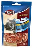 PREMIO Tuna Rolls light, zuckerfrei, 50 g
