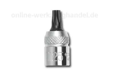 """CAROLUS GEDORE Schraubendrehereinsatz 1/4"""" TORX TX15 4171.15"""