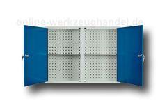 CAROLUS GEDORE Wandschrank, blau-anthrazit 2058.4200