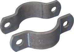 1 Paar CADDY Rohrschelle  RS DIN 3567A 102mm P0 Stahl roh 1 400166 Erico Pentair