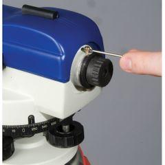 Silverline Automatisches Nivelliergerät 20-fache Vergrößerung Bild 8