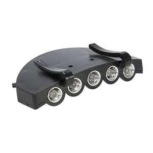 Silverline Kappenlampe 5 LEDs