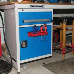 Silverline Magnetischer Schraubendreherhalter 280 mm