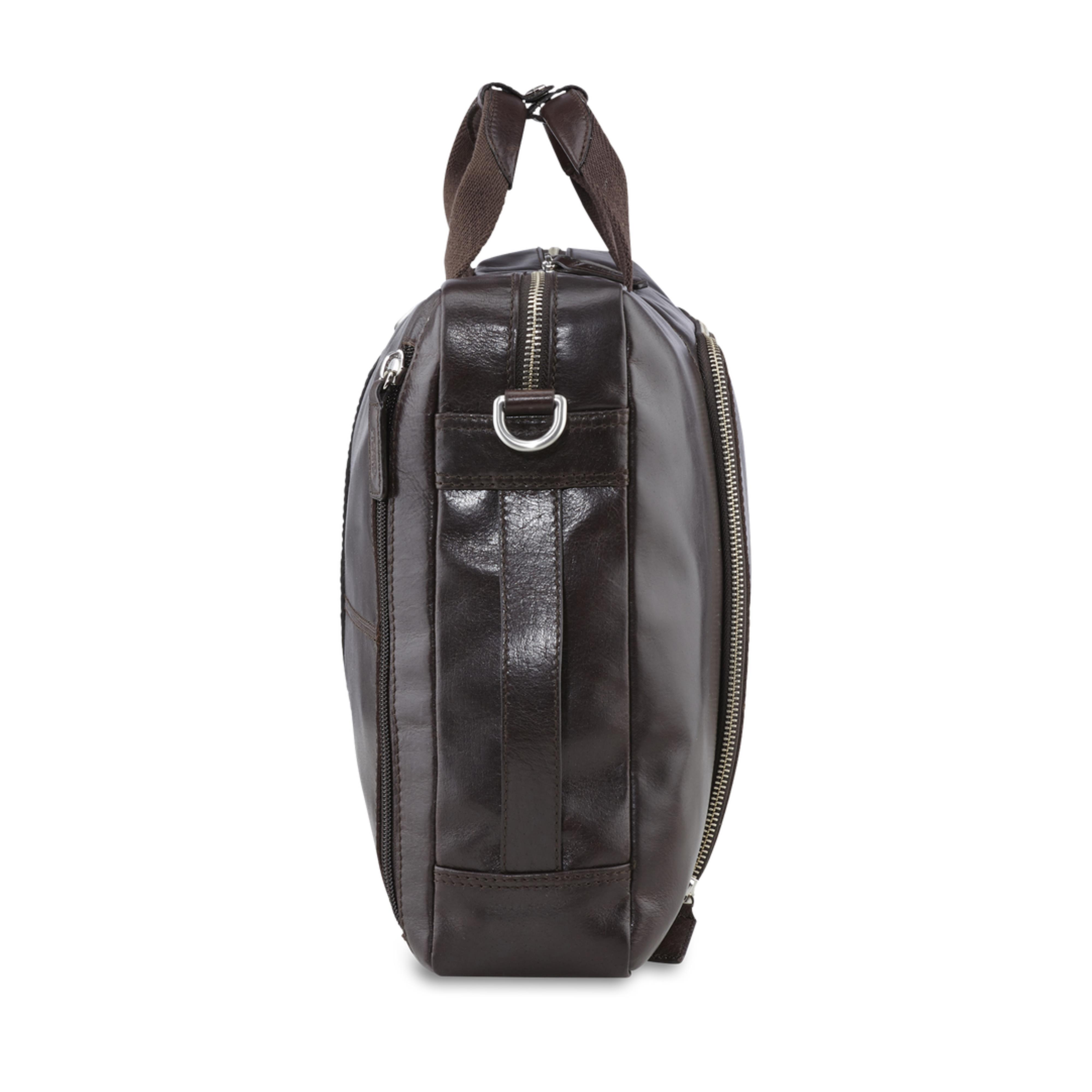 0a1e13c721600 PICARD Herren Leder Multifunktions-Businesstasche Aktentasche Tasche Buddy  Cafe 4505 004 ...