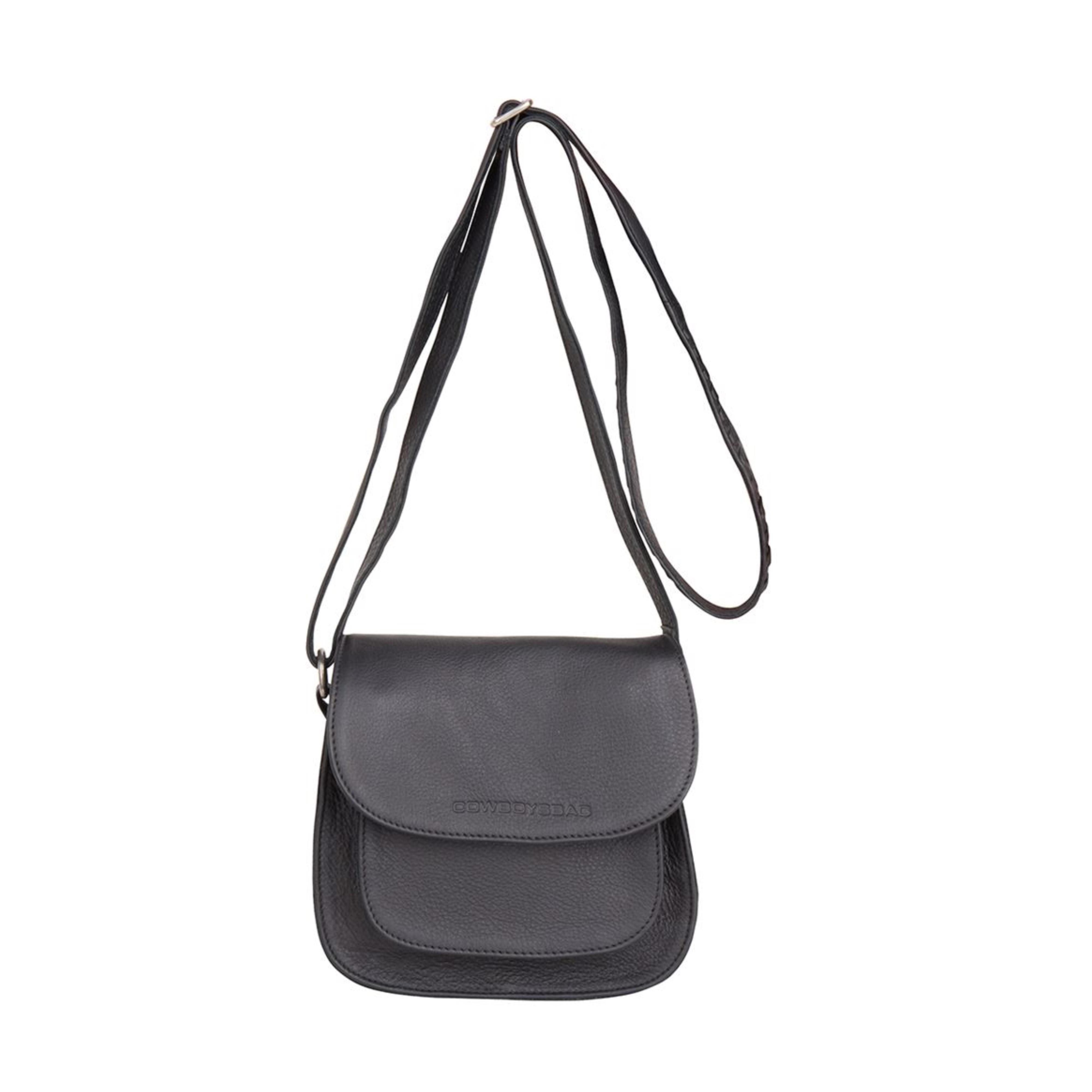 9fe21eb9070b0 COWBOYSBAG Damen Tasche Umhängetasche Bag Whiton Black Schwarz 2068 001 ...