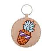 COWBOYSBAG Schlüsselanhänger Large Keychain Pineapple Sand 2033