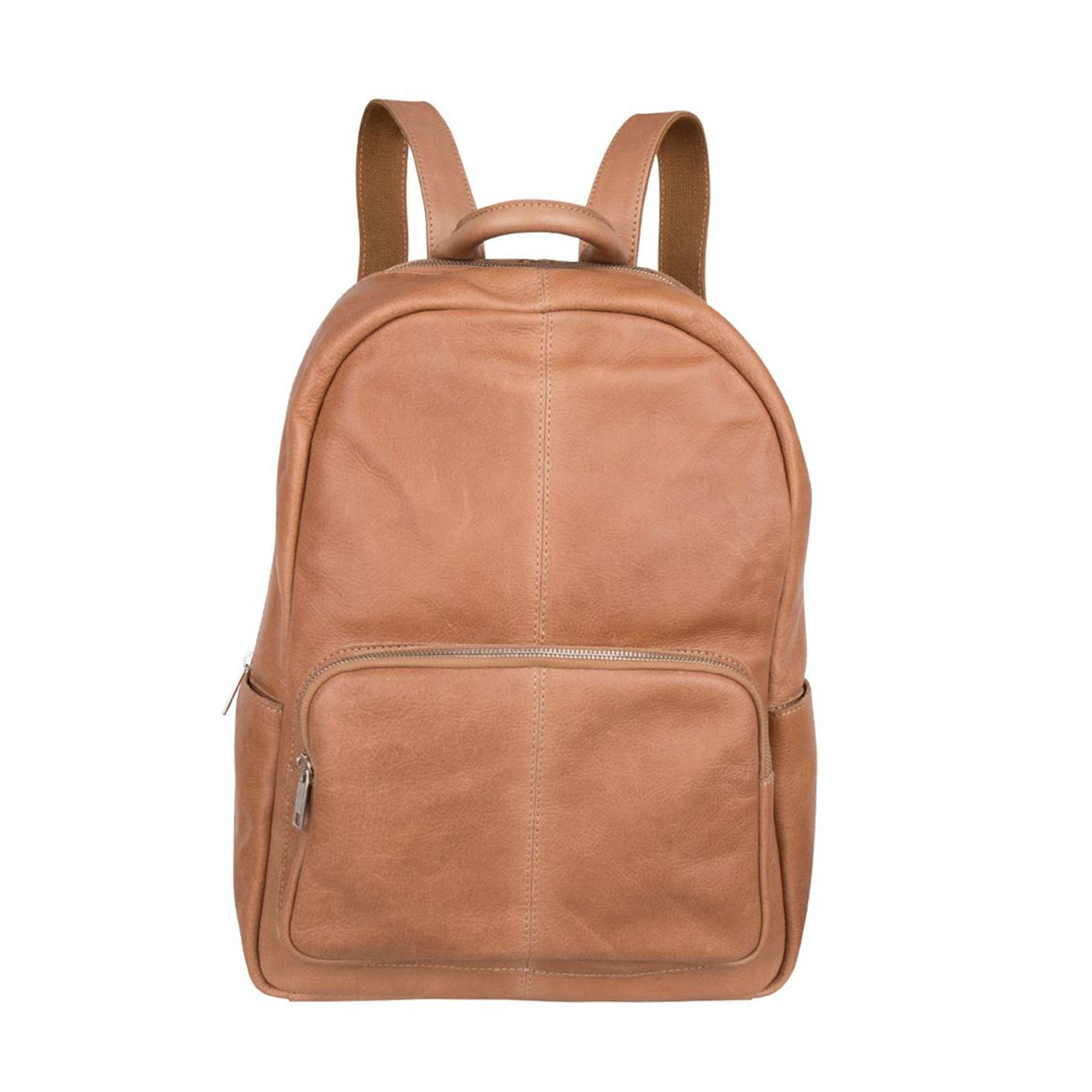 5a04ccbcbc377 COWBOYSBAG Rucksack Backpack Mason 15 Inch Camel Braun 2117 Damen ...