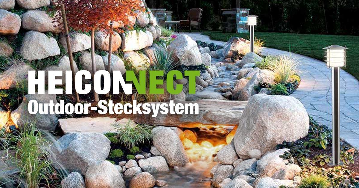 HEICONNECT Stecksystem im SES Online Store kaufen