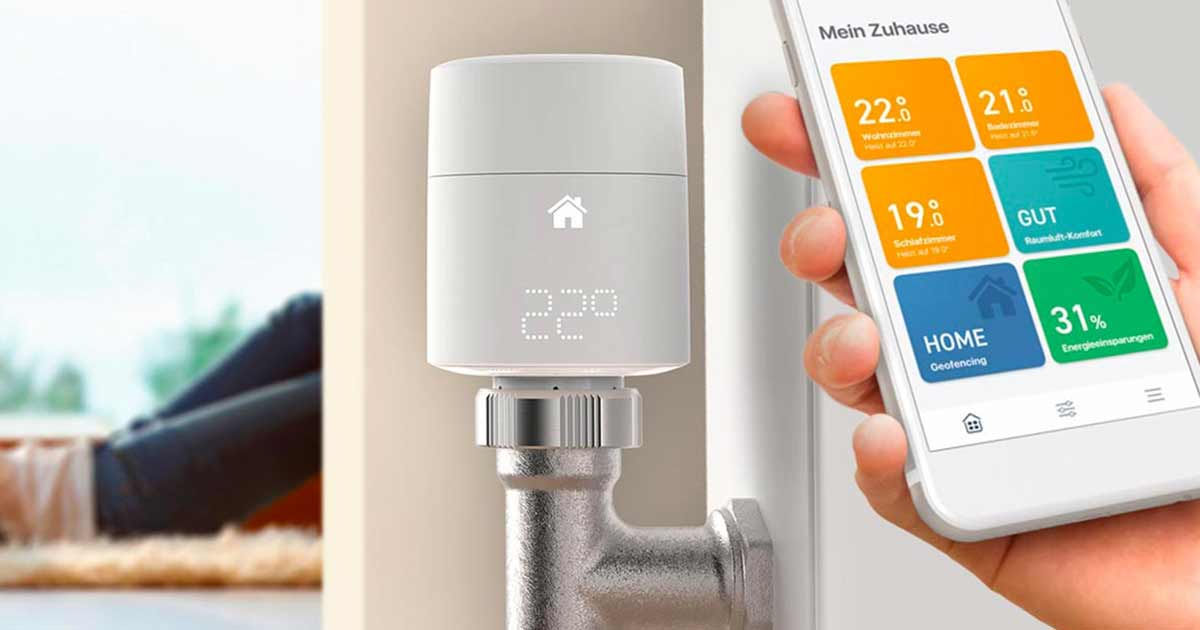 Heizung & Klima Produkte für Ihr Smart Home