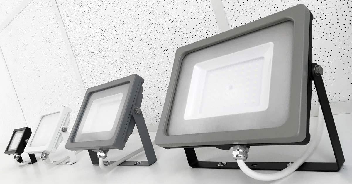 LED Flutlichter im SES Online Store kaufen