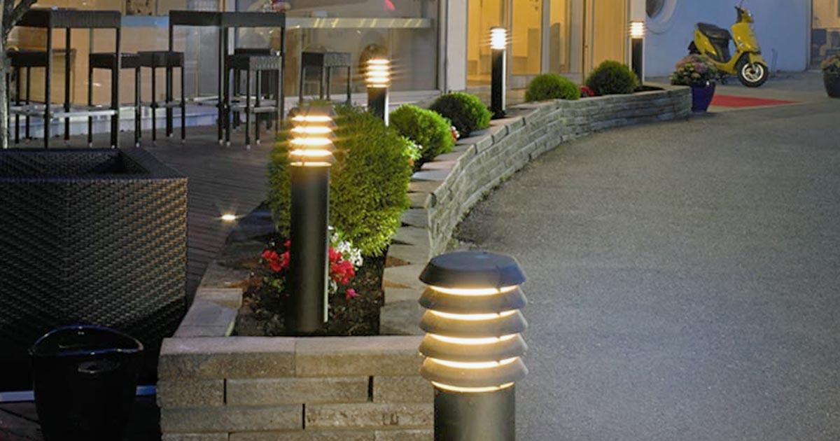 LED Pollerleuchten