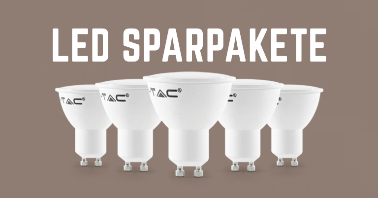LED Sparpakete im SES Online Store