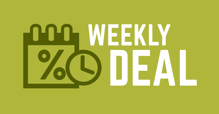 SES Weekly Deal - Jede Woche ein Top Angebot