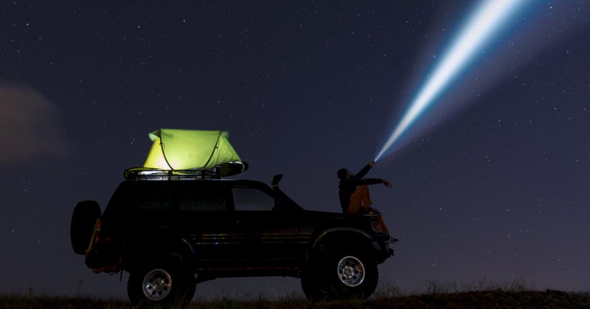 LED Taschenlampen Klarus Wubenlight Acebeam