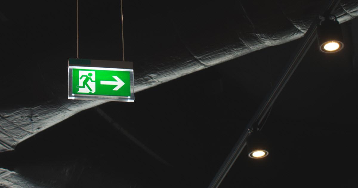 LED Rettungszeichenleuchten