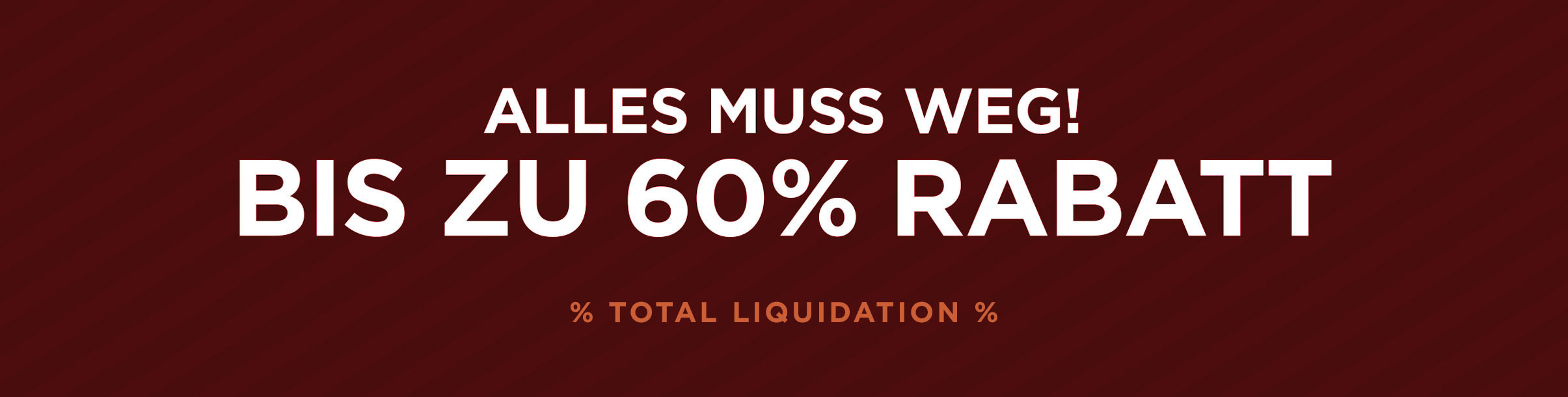 Liquidation SES Online Store
