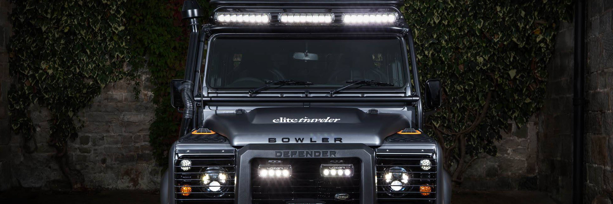 LED Offroadlampen von Lazer Light