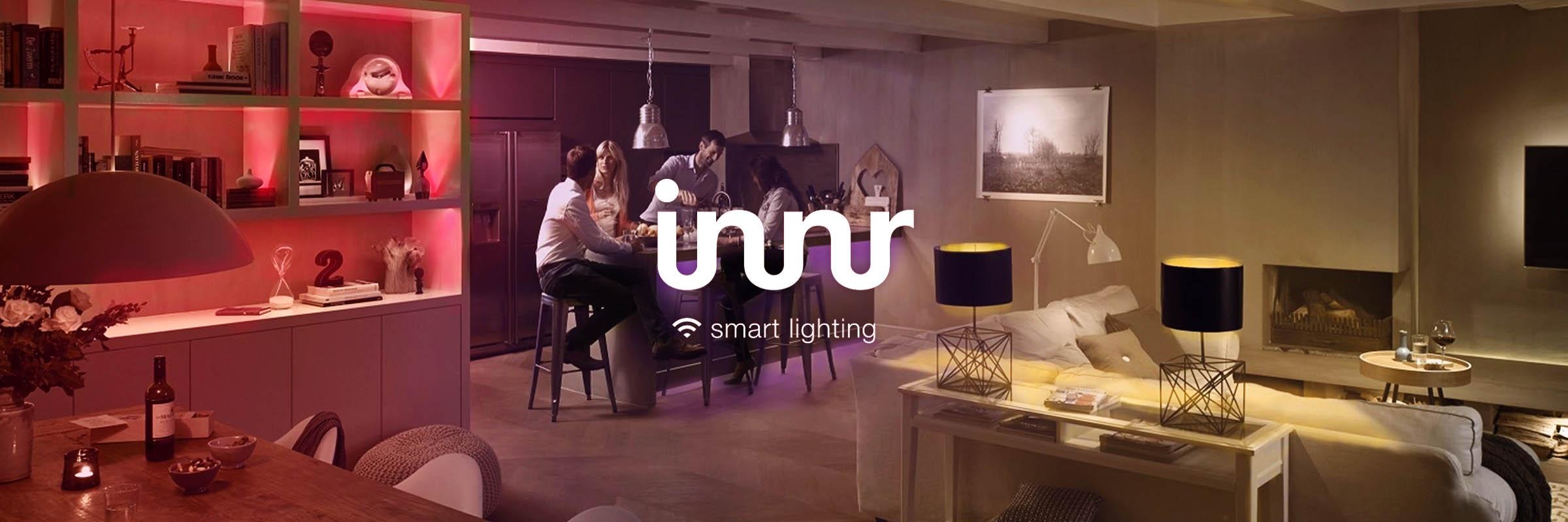 LED Smart Lightng Innr