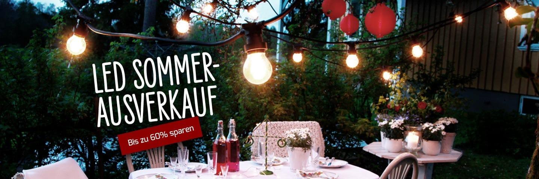 LED Sommer Ausverkauf