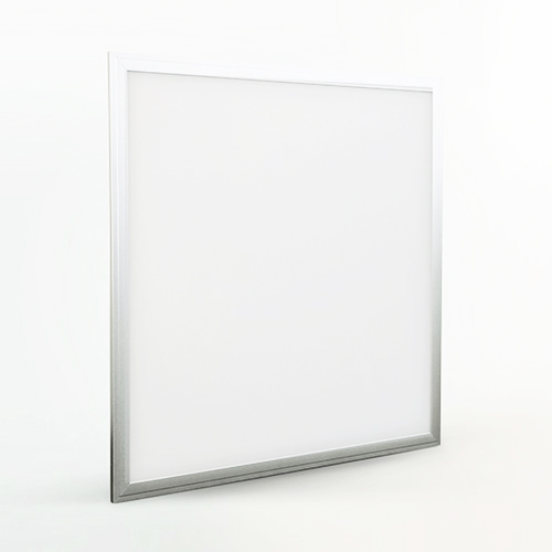LED Eco Panel 620x620 Silber 54W 5000K 5'400lm IP20