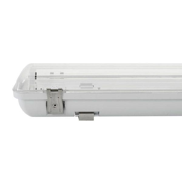 Feuchtraumarmatur für T8 LED Röhren 1x150cm IP65