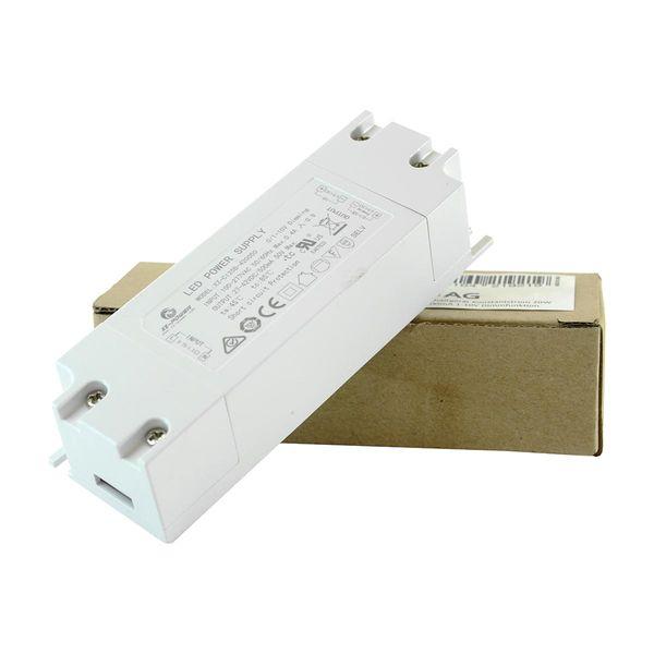 LED Vorschaltgerät Konstantstrom 20W 27-42V 500mA 1-10V Dimmfunktion