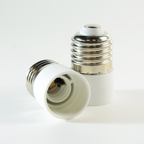 LED Adapter E27-E14