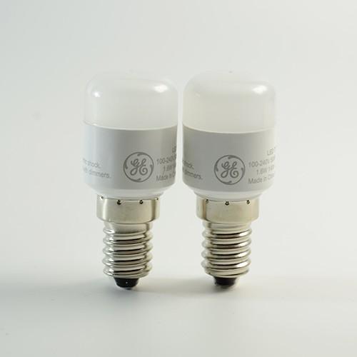 GE Energy Smart LED Birne Pygmy E14 1.6W Warmweiss 2700K 140lm 270° Doppelpack
