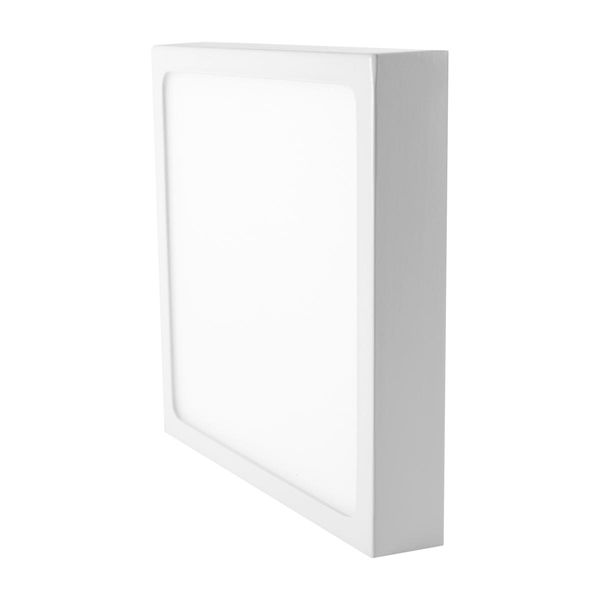 LED Aufbaupanel light 140x140mm 12W Neutralweiss 900lm IP20