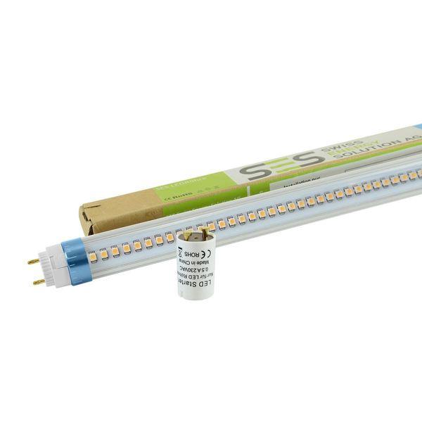 LED T8 V-Pro G13 1500 mm 24W Kaltweiss 2'590lm 70° klar
