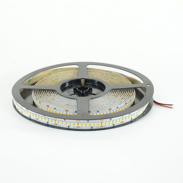 LED Streifen Band (3528) à 5m mit 1200 LED 96W 24V 12mm Warmweiss 4'750lm 120° IP20