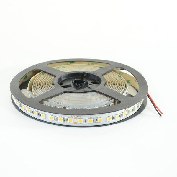 LED Streifen Band (5050) à 5m mit 480 LED 115W 24V 10mm Neutralweiss Ra90 9'600lm 120° IP20
