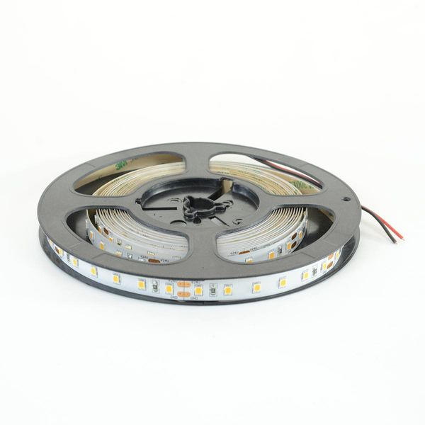 LED Streifen Band (2835) à 5m mit 420 LED 100W 24V 10mm Warmweiss Ra90 6'000lm 120° IP20