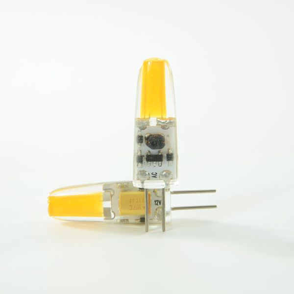 LED Pin SESlicht G4 12V 1.5W dimmbar 200lm 300°