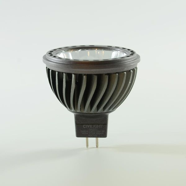 LED Spot HALED95 GU5.3 12VDC 10W dimmbar Warmweiss (2700K) 500lm 36° Ra95