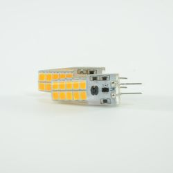 LED Pin G4 12V 2.5W Warmweiss 290lm 300° im Doppelpack
