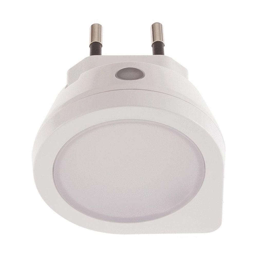 LED Nachtlicht APOLLO 0.4W 2lm mit Dämmerungssensor