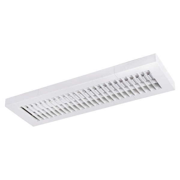LED Rasterleuchte OFFICE 25W 1400lm dimmbar Tageslichtweiss 600mm