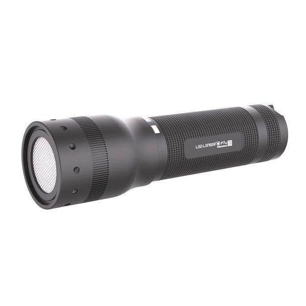 LED Multicolor Taschenlampe LED LENSER P7 QC 220 lm 60m