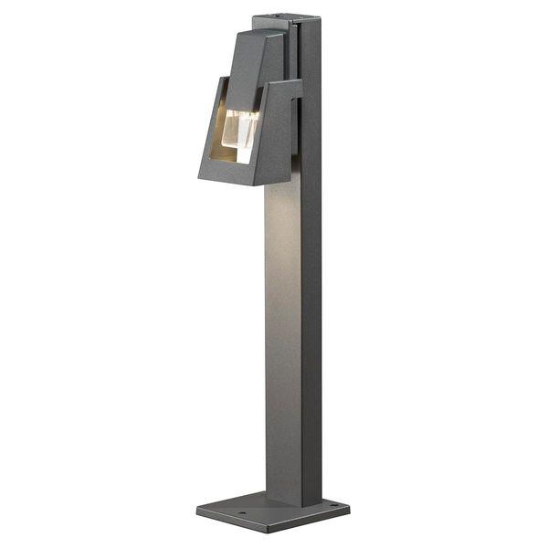 LED Wegleuchte Potenza Alu GU10 anthrazit IP54