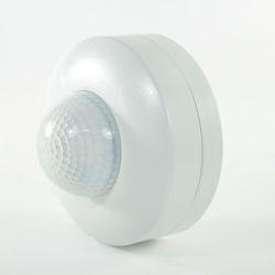 LED PIR Bewegungssensor 230V max.300W mit Reichweite bis zu 12m weiss