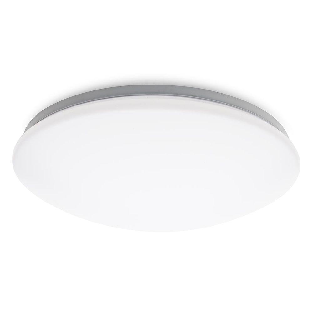 LED Wandanbauleuchte Vizulo Shell Ø280-Ø320mm 780lm-2800lm IP44