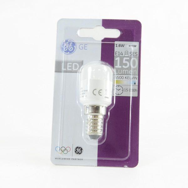 GE Energy Smart LED Birne Pygmy E14 1.6W Tageslichtweiss 6500K 150lm 270°