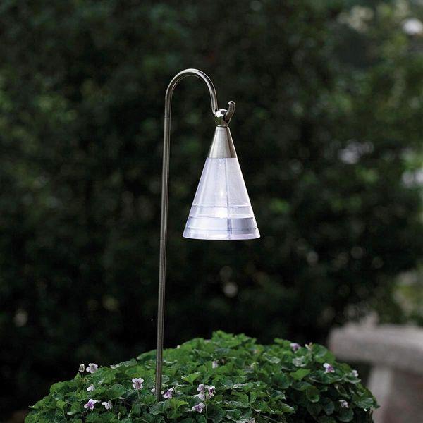 LED Solar Gartenlampe Assisi Tageslichtweiss IP44