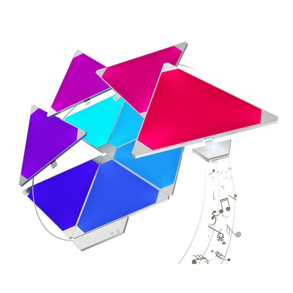 LED Nanoleaf Aurora Rhythm Starter Kit mit Farbwechsel