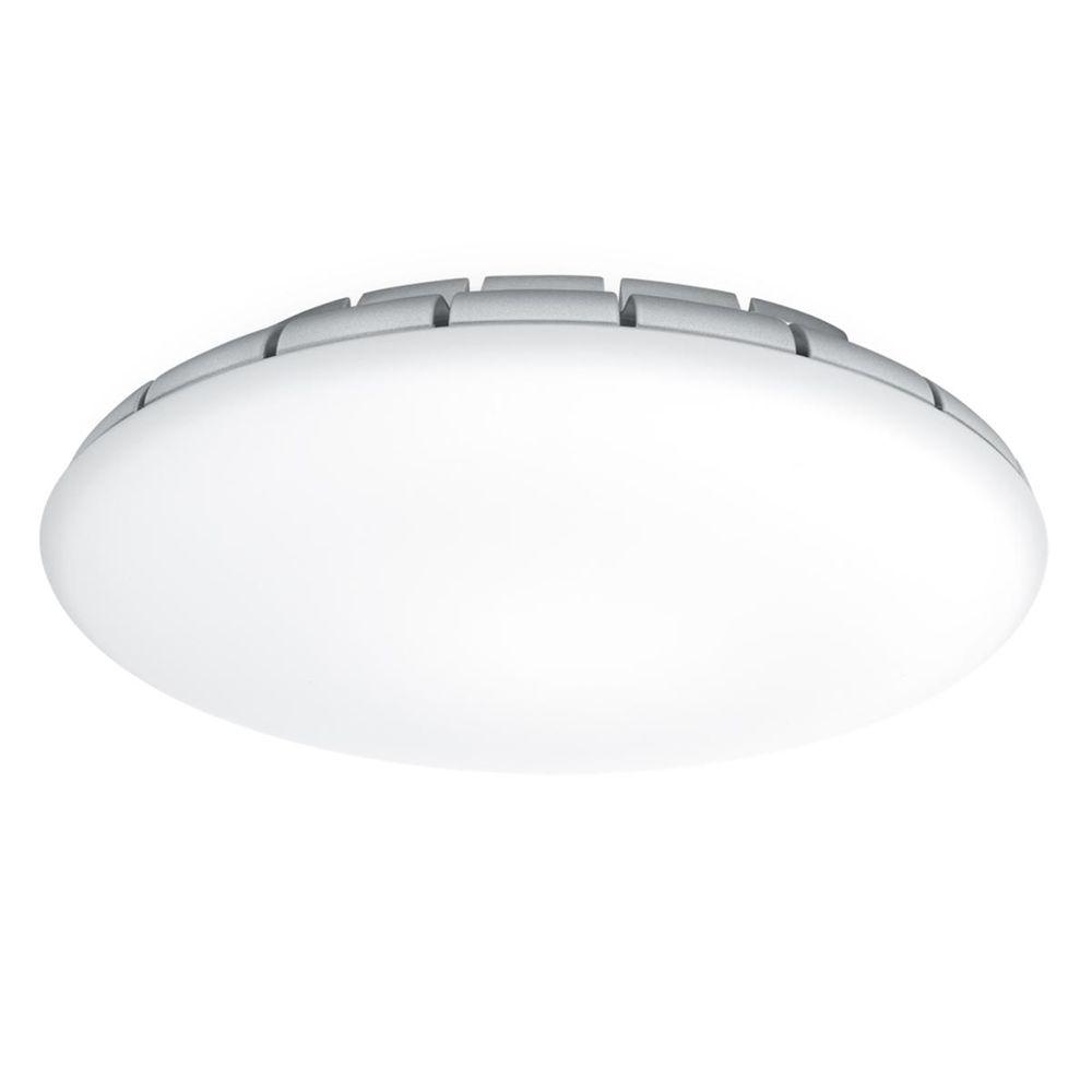 LED Radar-Sensorlampe Ø362 RS PROS2 22W 4000K 2000lm IP20 weiss mit Sensor 360° Reichweite 8m Opal Glas