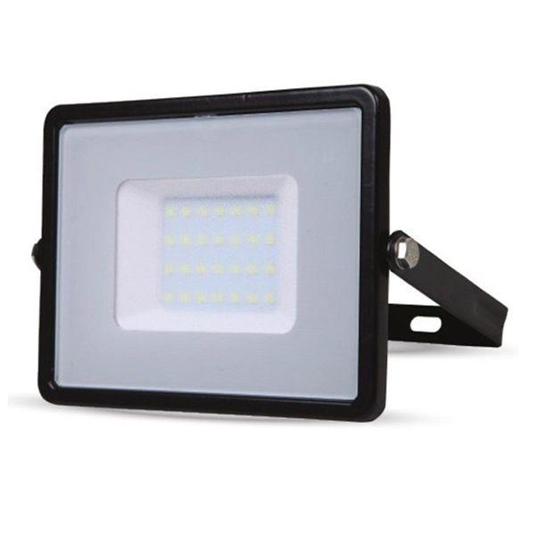 LED Flutlicht SMD 30W 2'400lm 100° schwarz IP65
