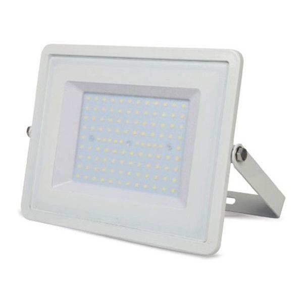 LED Flutlicht Samsung SMD 100W 8'000lm 100° weiss IP65