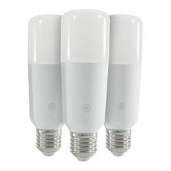 GE LED Bright Stik E27 9W 240° im Dreierpack